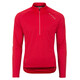 Endura Xtract Bike Jersey Longsleeve Men red